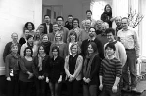 KGJ gruppen mars 2014. Sv-Hv.JPG